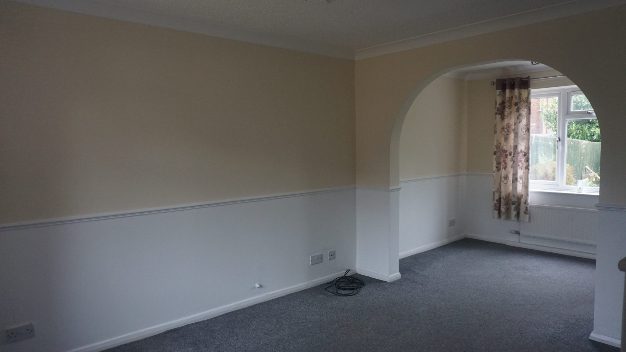 3 Bedroom Semi Detached House With Garage In Spalding For Rent